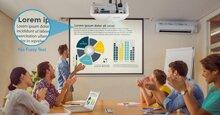 Đánh giá máy chiếu đa năng BenQ MS550: Hiệu suất cao, giá rẻ