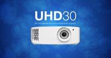 Đánh giá máy chiếu Optoma UHD30