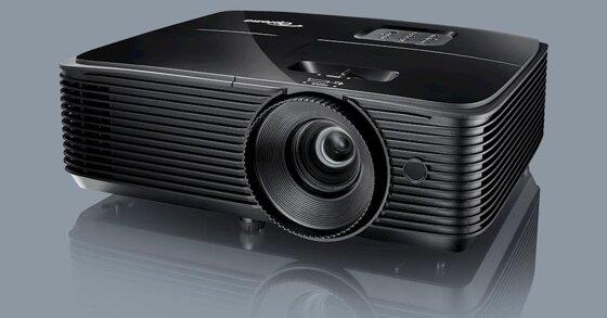 Đánh giá máy chiếu Optoma S334E