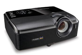 Đánh giá máy chiếu ViewSonic Pro8600