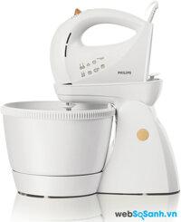 Đánh giá máy đánh trứng để bàn HR-1565