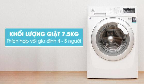 Đánh giá máy giặt Electrolux EWF10744 có tốt không? 5 lý do nên mua