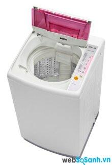 Đánh giá máy giặt giá rẻ Sanyo ASW-S70S2T
