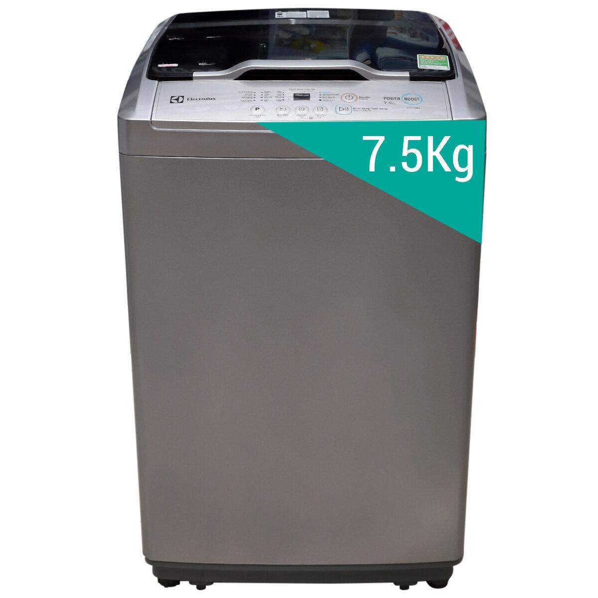 Đánh giá máy giặt giá rẻ Electrolux EWT754XS
