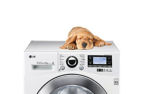 Đánh giá Máy giặt LG Lồng ngang WD-8600 7kg