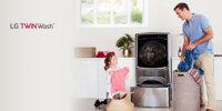 Đánh giá máy giặt LG WD-9600 có tốt không chi tiết? 7 lý do nên mua