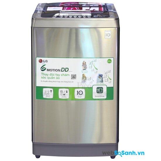 Đánh giá máy giặt lồng đứng LG WFD8527DD