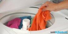 Đánh giá máy giặt lồng đứng LG WFC7417B