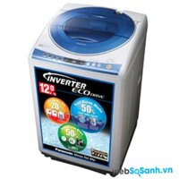 Đánh giá máy giặt lồng đứng Panasonic NA-FS12X1WRV