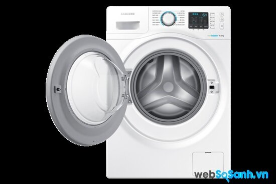 Đánh giá máy giặt lồng ngang Samsung WW80H5290EW/SV