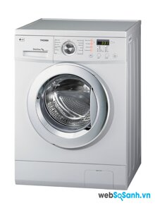 Đánh giá máy giặt lồng ngang LG WD10550TPS