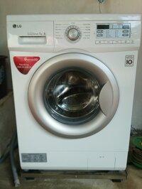 Đánh giá máy giặt lồng ngang LG WD10600