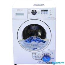 Đánh giá máy giặt lồng ngang Samsung WF750W2BCWQ/SV