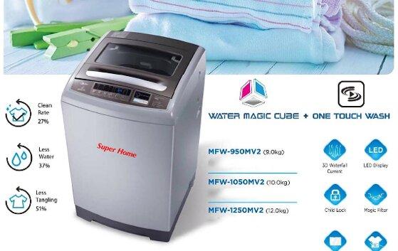 Đánh giá máy giặt Midea có tốt không chi tiết? 9 lý do nên mua dùng