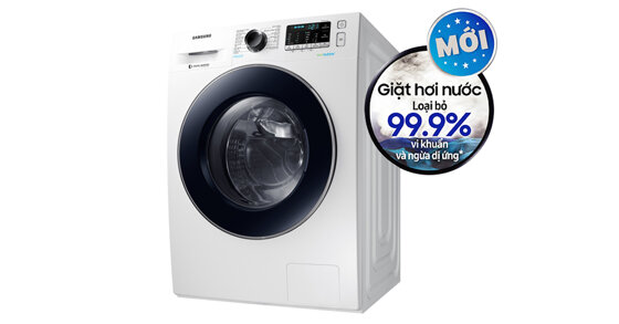 Đánh giá máy giặt Samsung 9kg WW90J54E0BW/SV