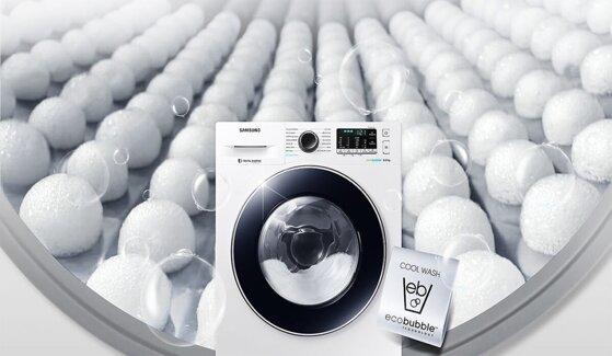Đánh giá máy giặt Samsung Inverter 8 kg WW80J54E0BW/SV có tốt không
