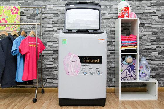 Đánh giá máy giặt Samsung Activ Dualwash có tốt không? 9 lý do nên mua
