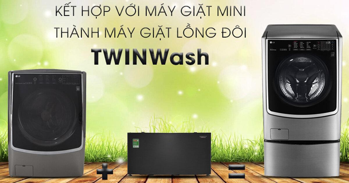 Đánh giá máy giặt sấy LG Inverter 21 kg F2721HTTV đáng mua không ? Giá bao nhiêu ?