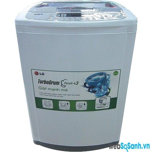 Đánh giá máy giặt sử dụng công nghệ 6 Motion LG WFS1215TT