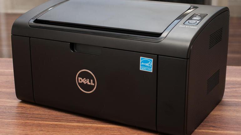 Đánh giá máy in Dell Wireless Laser Printer B1160w (phần 1)