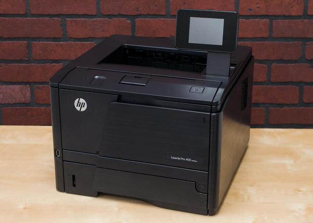 Đánh giá máy in HP LaserJet Pro 400 M401d