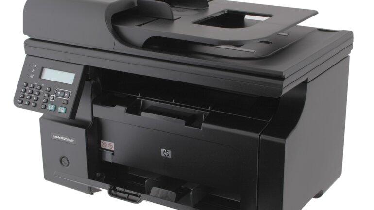 Đánh giá máy in HP LaserJet Pro M1212nf MFP