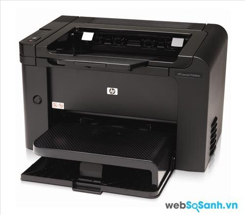 Đánh giá máy in HP Laserjet Pro P1606dn