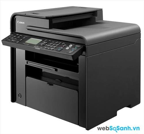 Đánh giá máy in laser đa năng Canon MF 4750 : scan, copy, fax