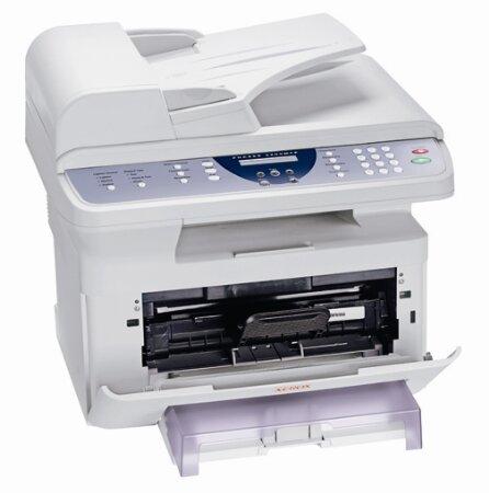 Đánh giá máy in laser đa năng cho văn phòng vừa và nhỏ Fuji Xerox Phaser 3200N MFP