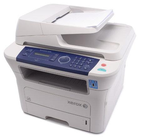 Đánh giá máy in laser đen trắng đa năng Fuji Xerox WorkCenter 3210