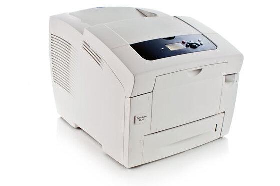 Đánh giá máy in laser Xerox ColorQube 8570DN
