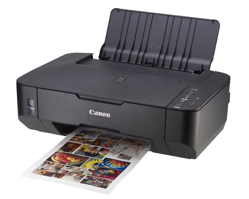 Đánh giá máy in phun màu đa chức năng giá rẻ Canon Pixma MP230
