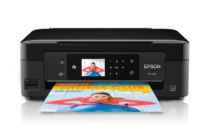 Đánh giá máy in phun màu Epson Expression Home XP 420 Small in One