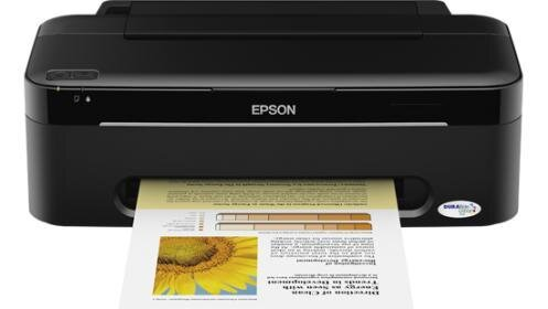 Đánh giá máy in phun màu giá rẻ Epson Stylus T13