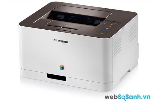 Đánh giá máy in Samsung CLP-365 in màu chính xác