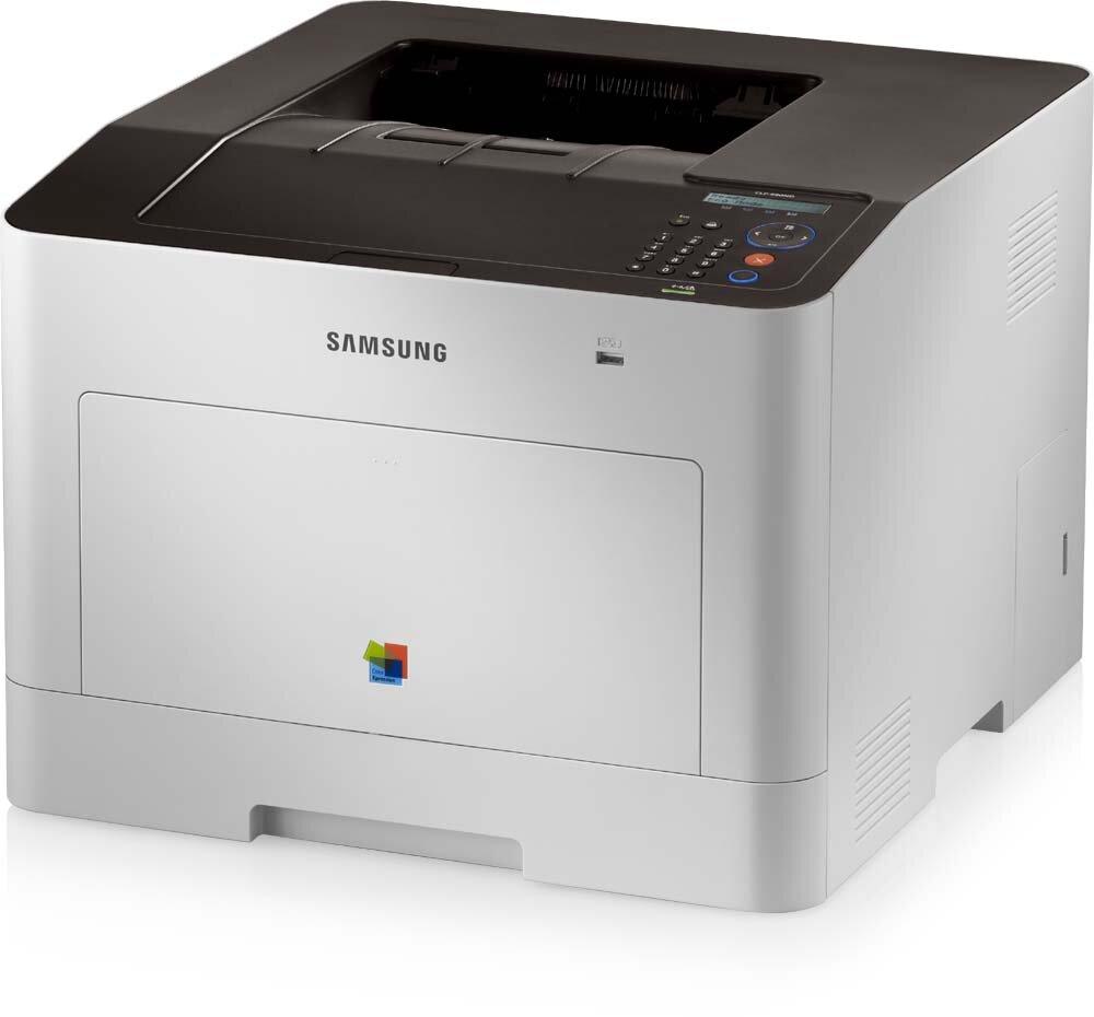 Đánh giá máy in Samsung CLP-680ND