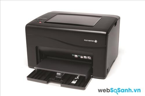 Đánh giá máy in SLED Fuji Xerox DocuPrint Cp -205W