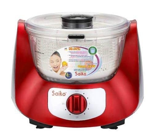 Đánh giá máy khử độc thực phẩm tiết kiệm điện Saiko FW800