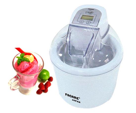 Đánh giá máy làm kem mini giá rẻ công nghệ Nhật Facare FC-561