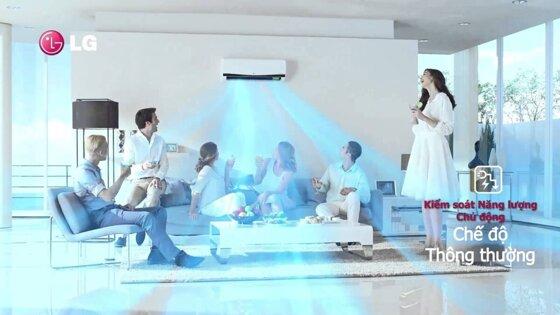 Đánh giá máy lạnh LG Inverter chiếc máy điều hòa thương hiệu Hàn Quốc