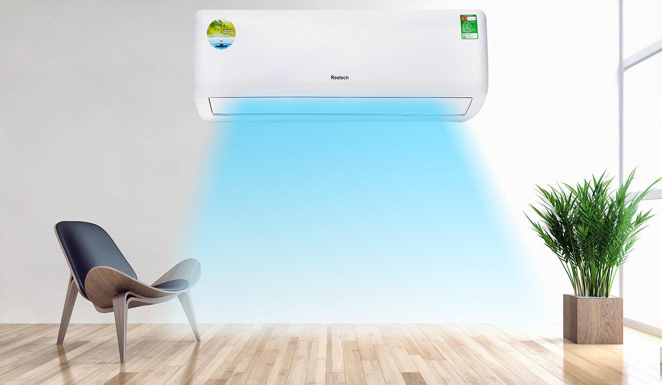 Đánh giá máy lạnh Reetech có tốt không chi tiết? 7 lý do nên mua dùng