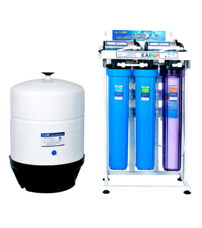 Đánh giá máy lọc nước RO giá rẻ Karofi K5