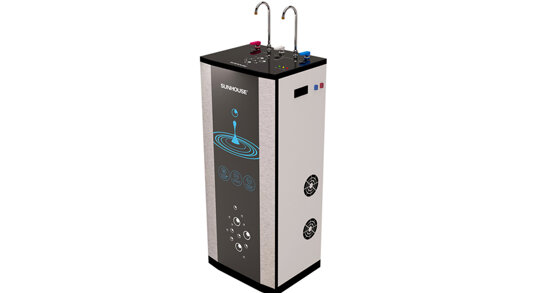 Đánh giá máy lọc nước Sunhouse SHR76210CK 10 lõi lọc
