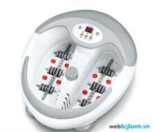 Đánh giá máy mát xa chân chuyên dụng Buerer FB 50