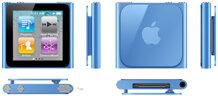 Đánh giá máy nghe nhạc Apple iPod nano ( 8GB)