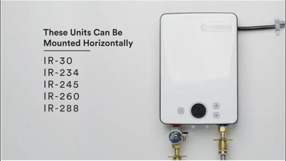 Đánh giá máy nước nóng hồng ngoại Supergreen có tốt không? 7 lý do nên mua