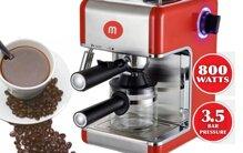 Đánh giá máy pha cà phê Mishio có tốt không, giá bao nhiêu, cách dùng