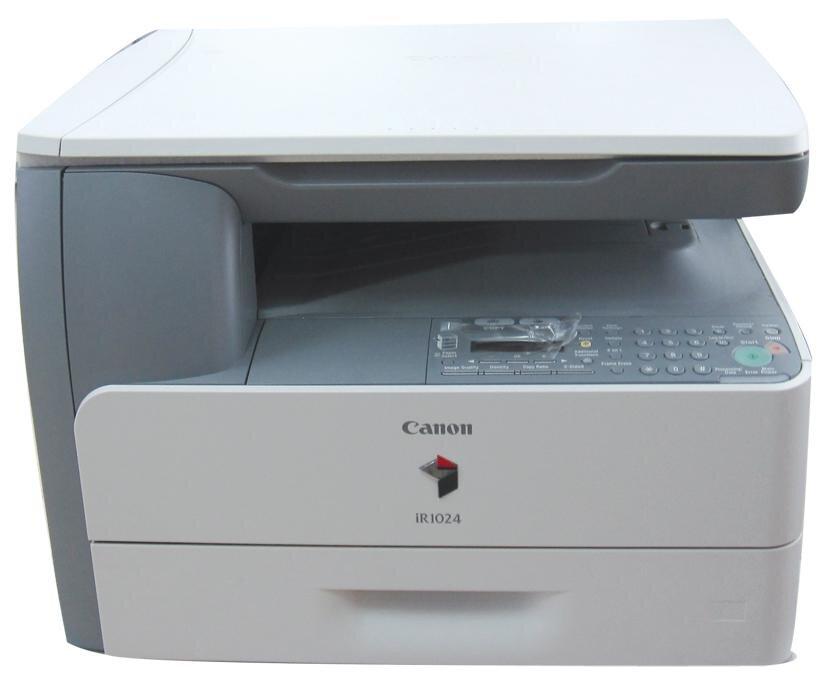 Đánh giá máy photocopy Canon iR 1024