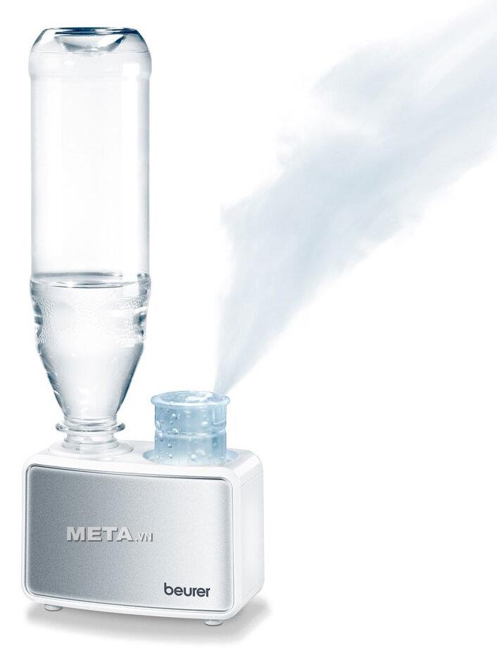 Đánh giá máy phun sương tạo ẩm mini Beurer LB12