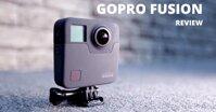 Đánh giá máy quay GoPro Fusion 360: Camera không góc chết dành cho dân phượt!